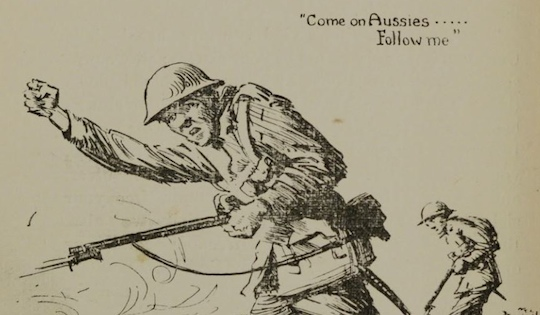 World War I in Australian Literary Culture image